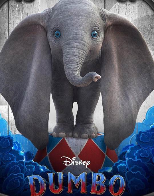 The wonderful live action re-telling of Dumbo a young elephant, whose oversized ears enable him to fly, helps save a struggling circus, but when the circus plans a new venture, Dumbo and his friends discover dark secrets beneath its shiny veneer.