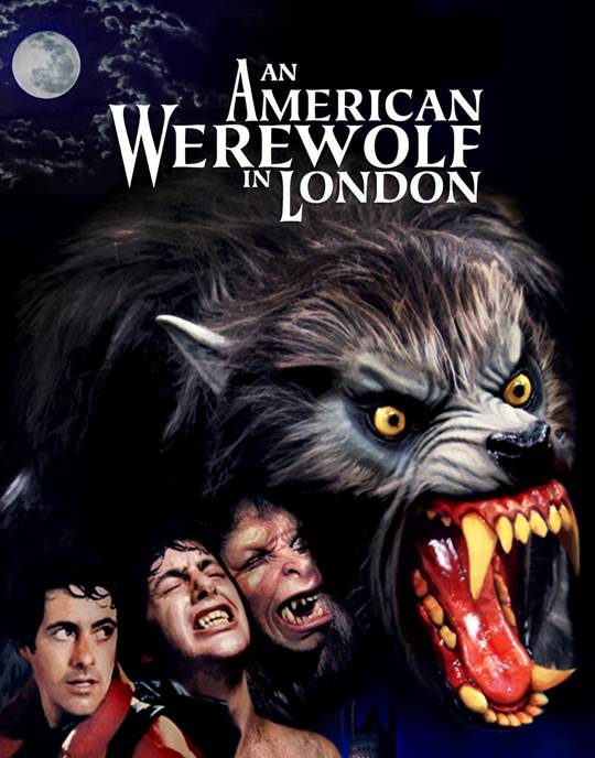Two American college students on a walking tour of Britain are attacked by a werewolff that none of the locals will admit exists