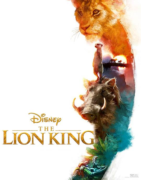 After the murder of his father, a young lion prince flees his kingdom only to learn the true meaning of responsibility and bravery. The Live action re-make of the 1994 animated classic.