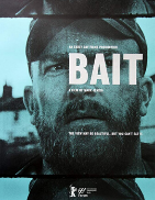 Brilliantly original and visually daring feature film from writer/director Mark Jenkin. Set within the community of a present-day Cornish fishing village, it was shot on location in Cornwall, with a 1970s 16mm wind-up Bolex camera, on black andwhite Kodak film that was hand-processed by Mark himself. Bait is a beautifully crafted new film with a vintage feel that tackles contemporary issues amongst different social classes and different generations with heart and humour.